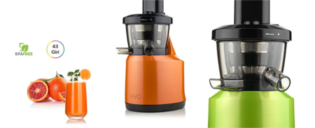 Slow Juicer Italia Ricettario : Classe Italy Estrattore succo vivo smart slow juicer - Piccoli elettrodomestici ...