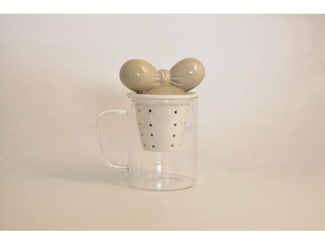 Credenza Con Tazze : Claraluna tazza con infusiera tavola e cucina tazze