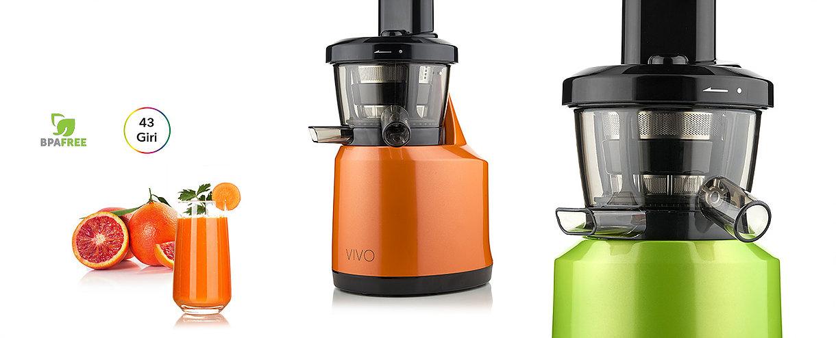 Slow Juicer Italy : Classe Italy Estrattore succo vivo smart slow juicer - Piccoli elettrodomestici ...
