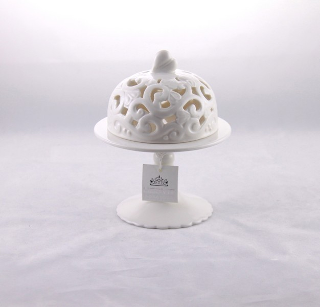 Giardino D Inverno Prezzi : Hervit alzata in porcellana bomboniere