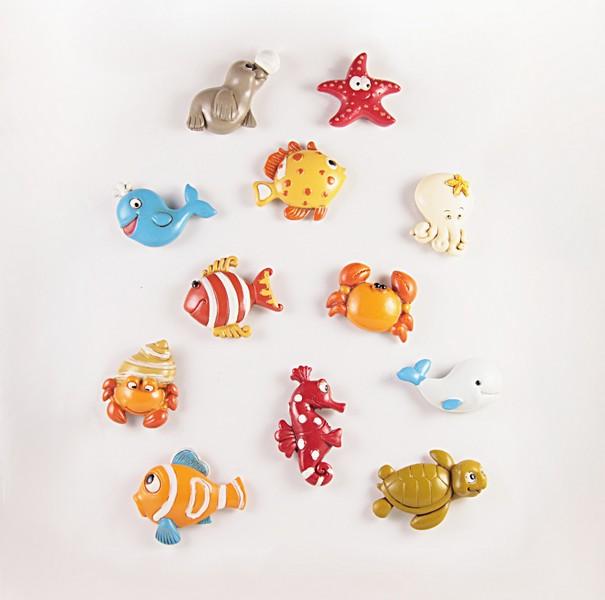 Etm magnete animali del mare bomboniere bomboniere in for Oggetti per tartarughe
